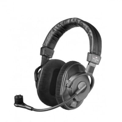 Beyerdynamic DT 297 PV MKII 80 ohm Broadcasting Headset w/ Condenser Mic