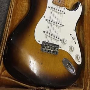 Fender Stratocaster Hardtail 1955