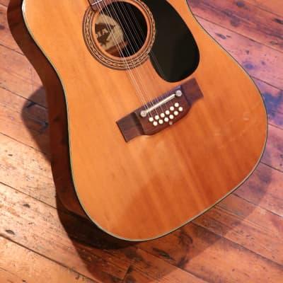 (PROJECT) Vintage Dia 12 String (Martin D18 Replica) MIJ c/1975 Terada Factory for sale