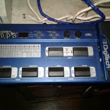 DigiTech RP7 Multi Effect Unit *Rare, tube-powered!* 1990s Blue