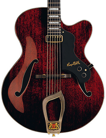 hagstrom jazz model hl 550 hollowbody electric guitar reverb. Black Bedroom Furniture Sets. Home Design Ideas