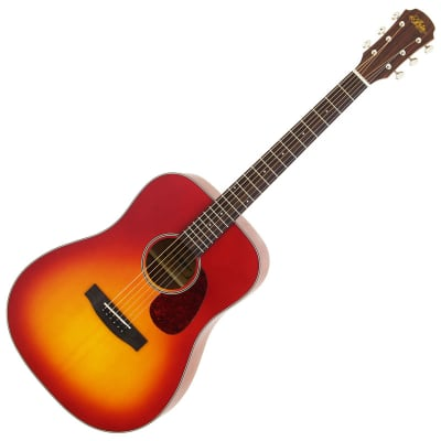 Aria ARIA-111-MTCS 100 Series Dreadnought Spruce Top Mahogany Neck 6-String Acoustic Guitar for sale