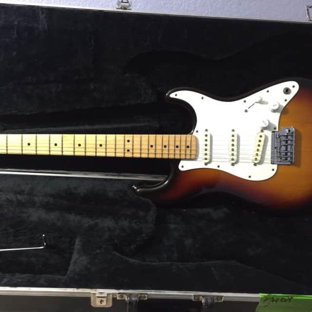 """Fender Stratocaster """"Dan Smith"""" 1983-Sunburst """"SHOWROOM"""" Killer Axe Day SALE! image"""