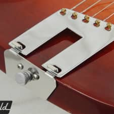 6-string trapeze tailpiece conversion kit for Rickenbacker guitars