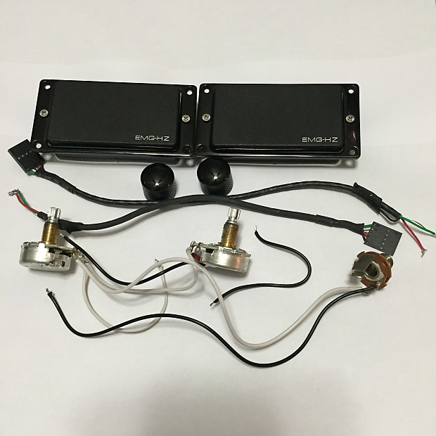 EMG HZ H3 Pickups | Justin's Gear Outlet