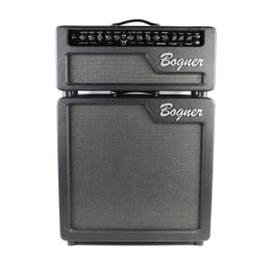 """Bogner Alchemist 2-Channel 40-Watt 2x12"""" Guitar Amp Half Stack"""