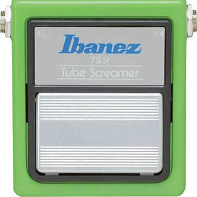 Ibanez TS9 Tube Screamer Distortion Guitar Effect Pedal for sale