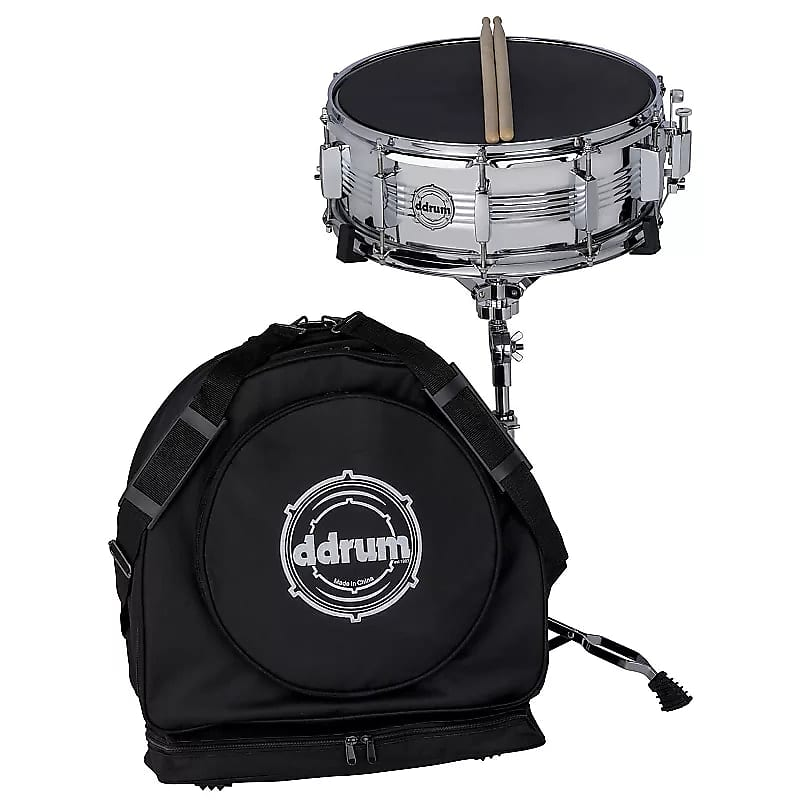Ddrum Sd Stu Pk Student Snare Drum With Bag Pad And Stand