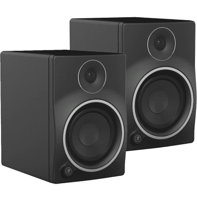 "Mackie MR6mk3 6.5"" Active Studio Monitors (Pair)"