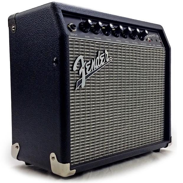 fender champion 20 20 watt 1x8 guitar combo practice reverb. Black Bedroom Furniture Sets. Home Design Ideas