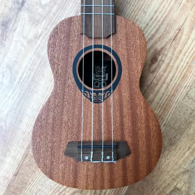 LAG Tiki Uku 8 Soprano for sale