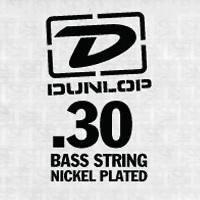 Dunlop DBN30 Nickel Wound Bass String - 0.03