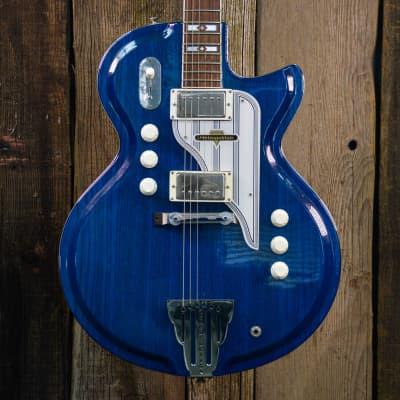 Metropolitan Glendale Custom Blue w/ case for sale