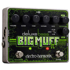 Electro-Harmonix Deluxe Bass Big Muff Pi Effect Pedal