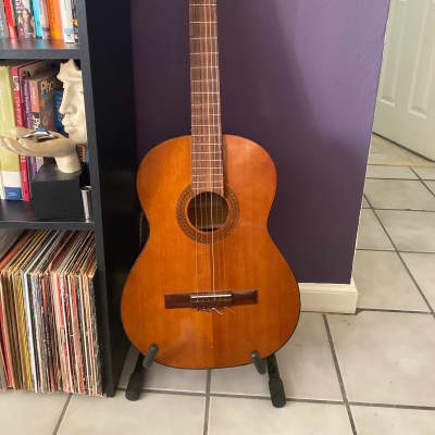Vintage Crown G704 70s Natrual Classical Guitar for sale