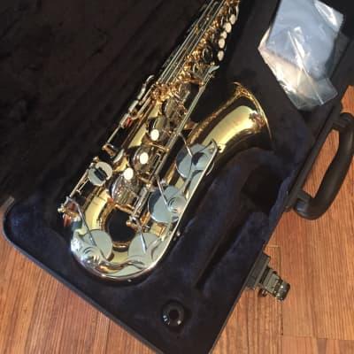 Yamaha YAS 200 AD II Alto Saxophone