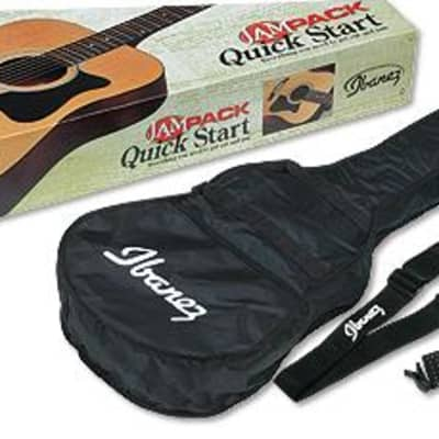 Ibanez V50NJP Jam Pack Acoustic Guitar Package for sale