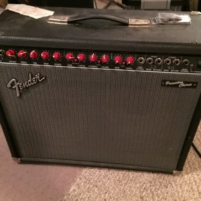 Fender Princeton Chorus 1980s Black and Red Knobs for sale