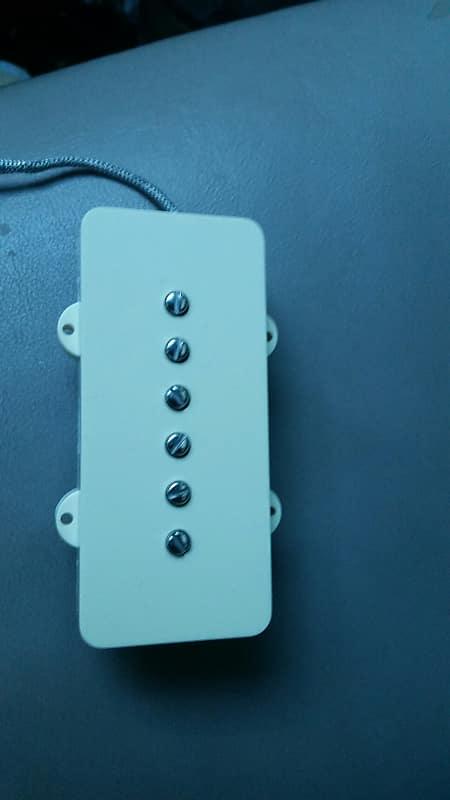 Squier J Mascis Jazzmaster Single Coil Pickup Alnico 5 | Reverb