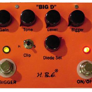 HomeBrew Electronics Big D Overdrive/Distortion