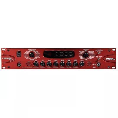 Line 6 POD Pro Rackmount Multi-Effect and Amp Modeler