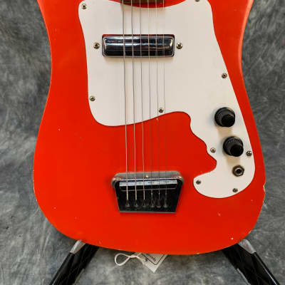 Alamo Fiesta One Pickup 1960's Red for sale