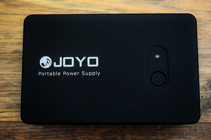joyo jmp 01 portable power supply rechargeable pedalboard reverb. Black Bedroom Furniture Sets. Home Design Ideas