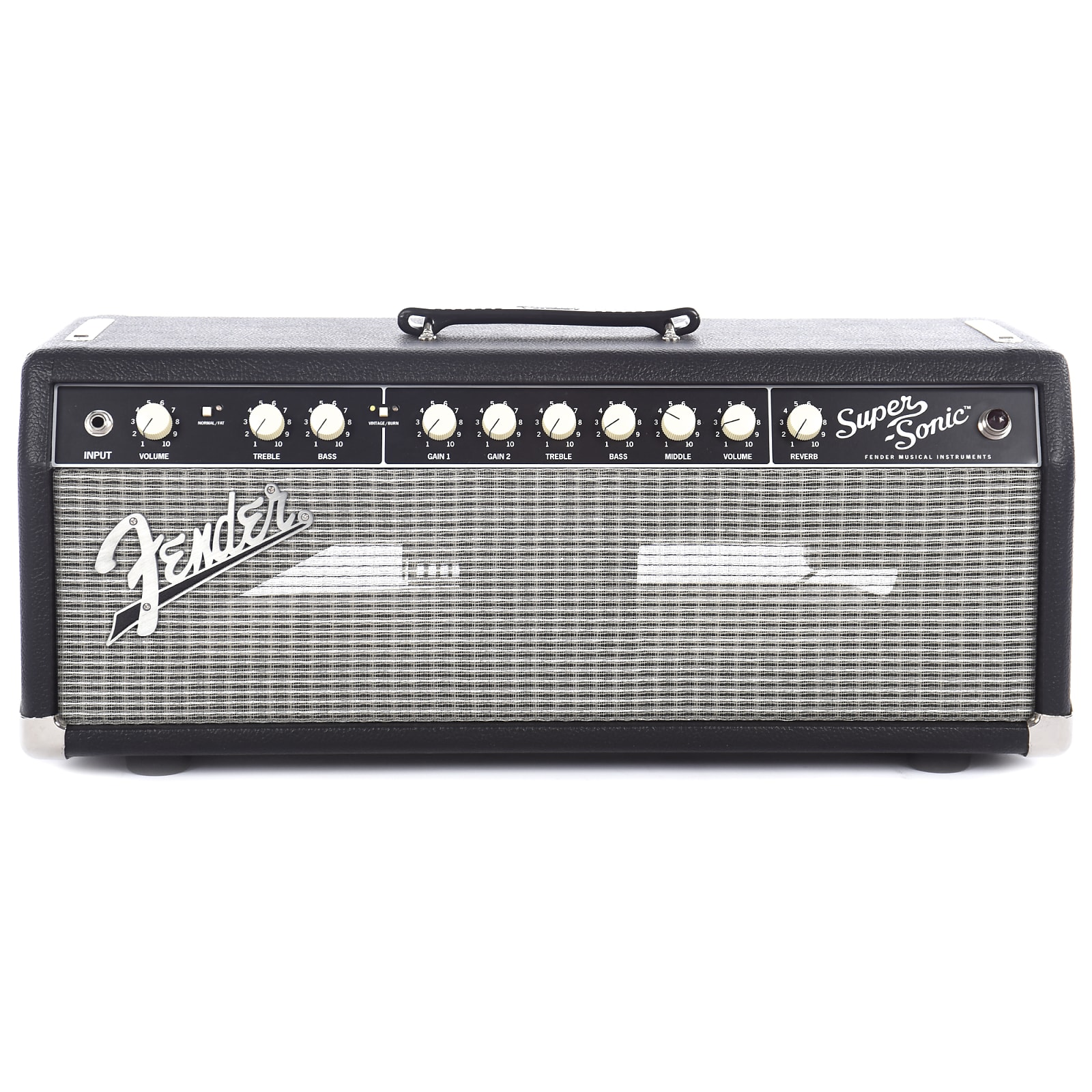 fender super sonic 22 2 channel 22 watt guitar amp head reverb. Black Bedroom Furniture Sets. Home Design Ideas