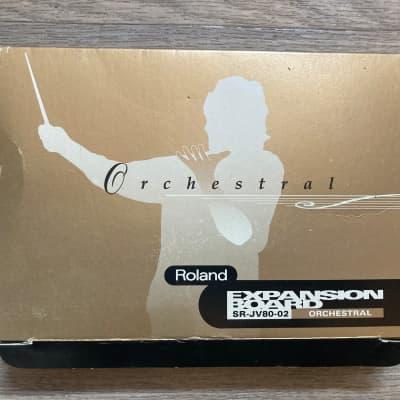 Roland SR-JV80-02 (Orchestral)