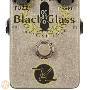 Keeley Black Glass Limited Edition British Fuzz