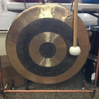 """Unlimited Subatomic 22"""" Gong with Mallet"""