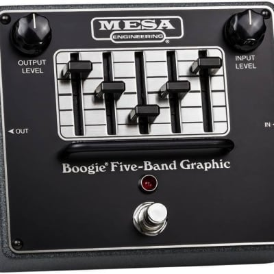 Mesa Boogie Boogie Five-Band Graphic for sale
