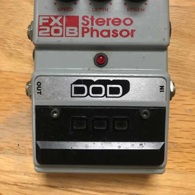 DOD Stereo Phasor FX20-B Vintage Modified for sale