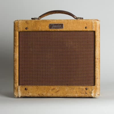 "Fender Champ 5F1 Narrow Panel 5-Watt 1x8"" Guitar Combo 1958 - 1964"