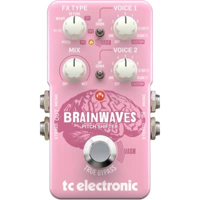 TC Electronic Brainwaves Pitch Shifter for sale