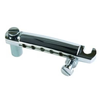 Gibson Chrome Stop Bar With Studs & Inserts for sale