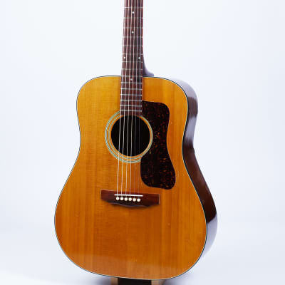 Guild D-35 Bluegrass Natural 1970s - with Upgrades! for sale