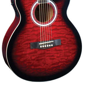 Indiana MAD-QTRD Madison Elite Deluxe with Electronics Quilt Red