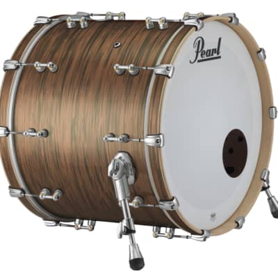 """Pearl Music City Custom Reference Pure 20""""x18"""" Bass Drum w/BB3 Mount"""