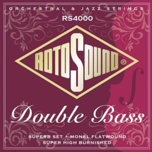 RotoSound  Upright Bass Strings