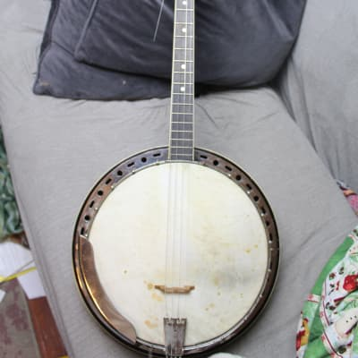 Vintage Kay Kraft 1930s 4 String Banjo for sale