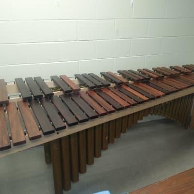 5.0 Octave Padauk Practice Marimba