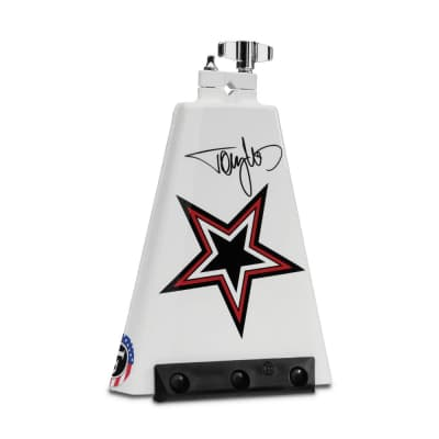 Latin Percussion LP009TL Tommy Lee Signature Rockstar Ridge Rider Cowbell