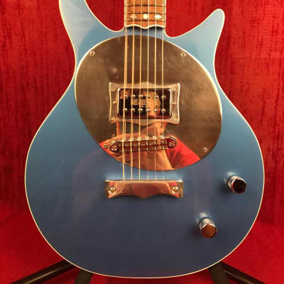 "Dan Armstrong 341 ""50th Anniversary"" Model, Serial #'s 1 - 10"