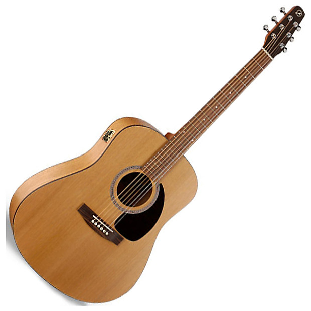 seagull s6 original qi acoustic electric guitar geartree reverb. Black Bedroom Furniture Sets. Home Design Ideas