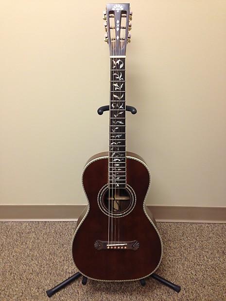 Washburn R320swrk Parlor Acousticelectric Guitar Lr Reverb