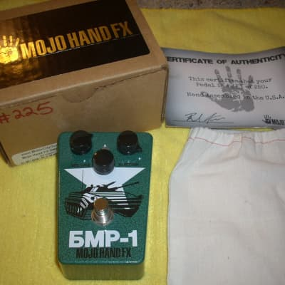 Mojo Hand FX BMP-1 - Original Limited Edition -  serial number 225