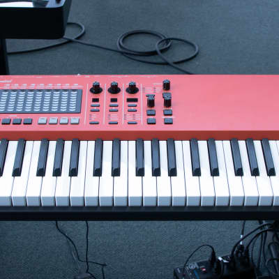 Vox  Continental 61 61-Key Performance Synthesizer -Display Model