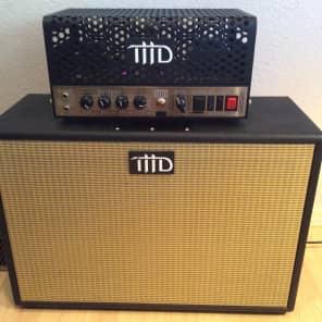 THD UniValve Class-A 15-Watt 2x12 Guitar Half Stack