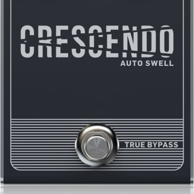 TC Electronic Crescendo Auto Swell Pedal for sale